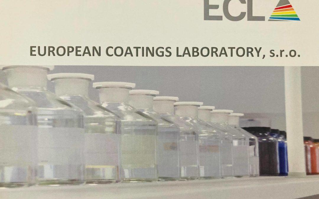 European Coatings Laboratory, s.r.o jak profesjonalne wsparcie w badaniach