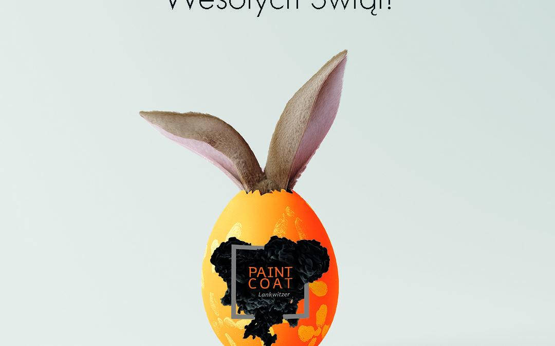 Wielkanocne życzenia od Paint Coat Team